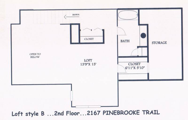 Ranch Floor Plans With Loft Raise A Roof Ranch Log Home